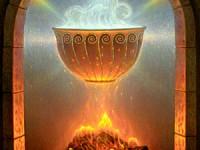 Реликвите на страстите – Светият Граал