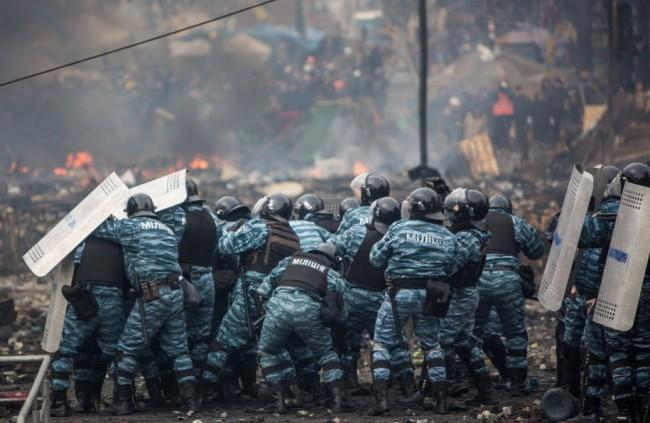 """В Одеса вдигат паметник на загиналите командоси от """"Беркут"""""""