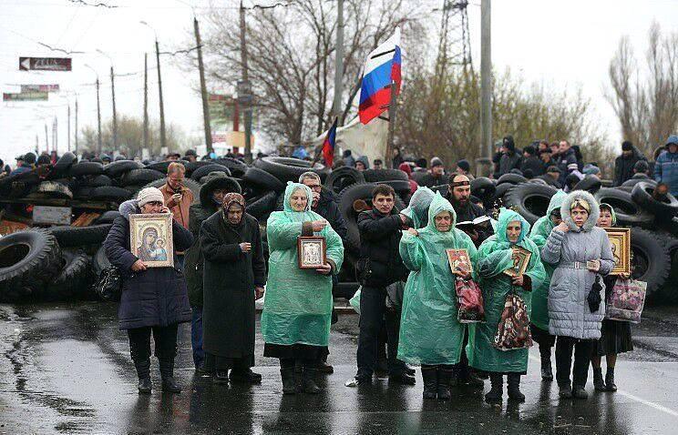 Жителите на Славянск и Краматорск: «Ще се отбраняваме до последно!»