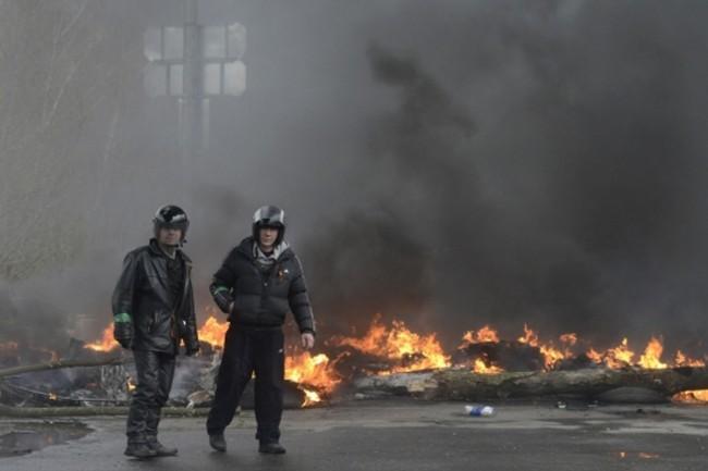 Убити и ранени при престрелка в Славянск
