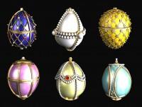 Знаменитите яйца на Фаберже