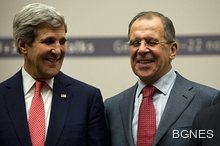 Започна четиристранната среща в Женева за Украйна