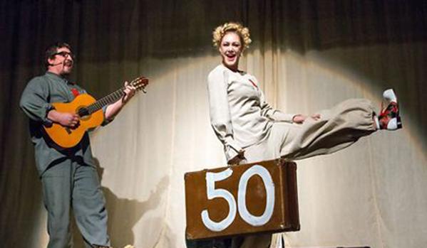 Московският театър на Таганка на 50 години