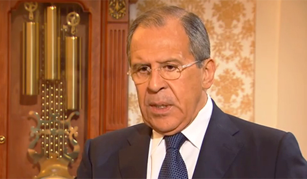 Лавров обвини САЩ и ЕС в смяна на режима в Украйна