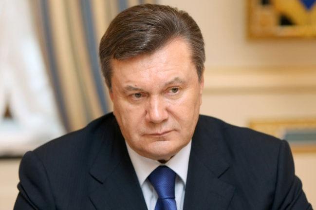 Виктор Янукович съди Украйна
