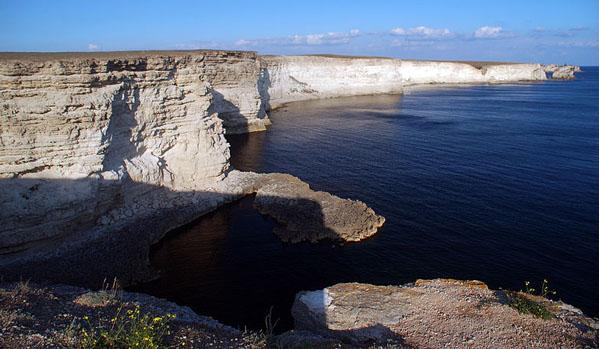 Екстремният туризъм в Крим