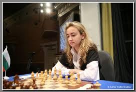Стефанова е четвърта в света на бърз шахмат в  руския град Ханти-Мансийск