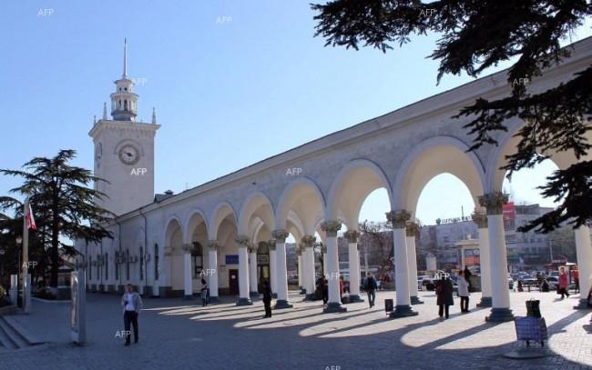 Конституцията на Крим определя три официални езика
