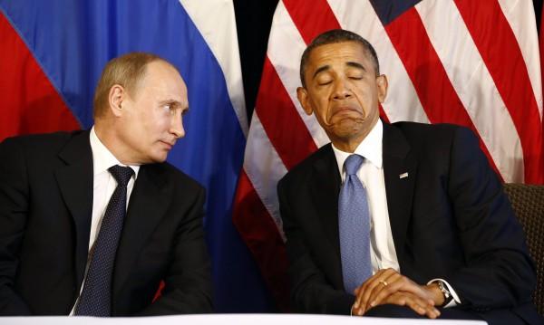 Санкциите на Обама – в полза на Путин?