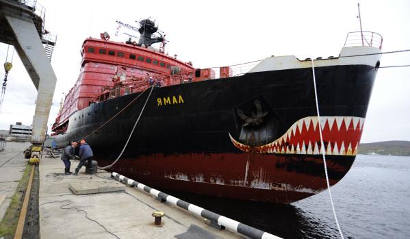 """Ледоразбивачът """"Ямал"""" ще отплава за най-голямата от времената на СССР експедиция"""