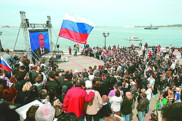 Путин се надява на мирен изход