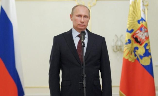 Путин: По-лесно руско гражданско за рускоговорящи