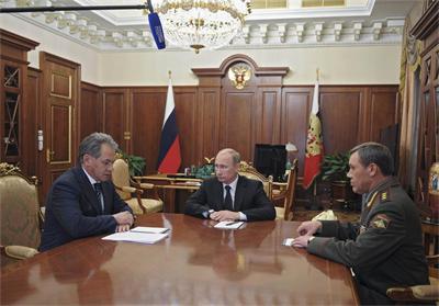 Владимир Путин назначи бившия командващ ВМС на Украйна за заместник-командващ Черноморския флот на Русия