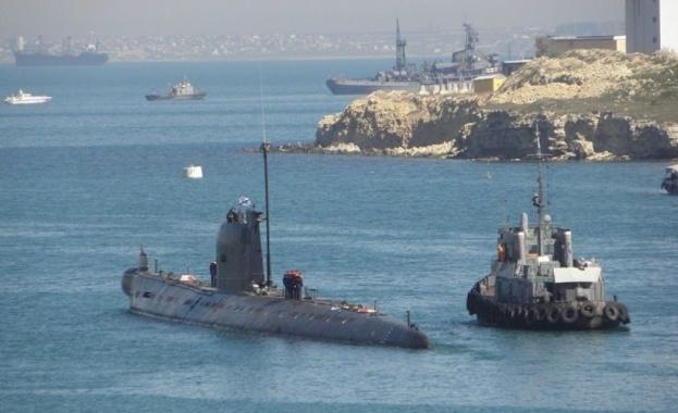 """Русия не възнамерява да връща подводницата """"Запорожие"""" на ВМС-Украйна"""