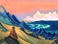 В Санкт-Петербург се  открива експозиция на картини на Николай Рьорих, посветена на  140-годишнина от  рождението на художника