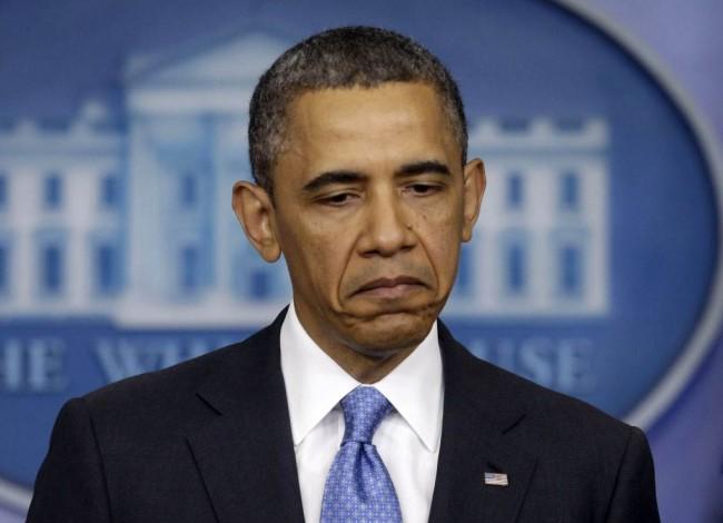 Барак Обама все по-нехаресван от американците