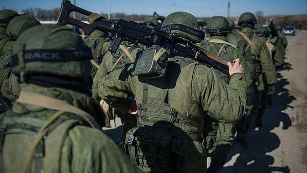 Руската армия започна маневри на границата с Украйна