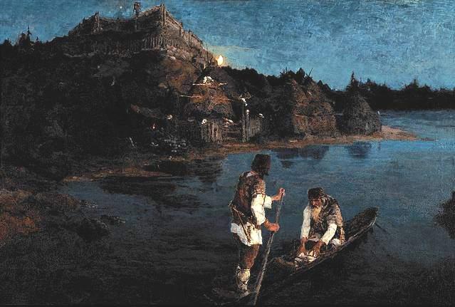 Какъв  съвет е дал  Лев Толстой на  Николай Рьорих ?
