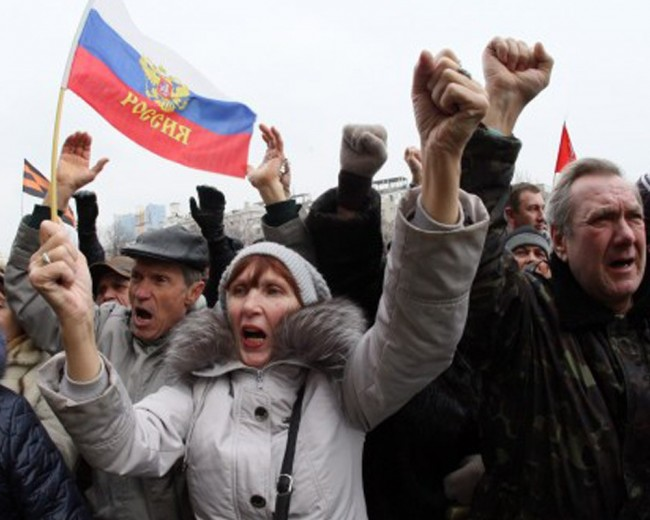 Сградата на областната администрация в Харков е освободена