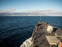 Американски и френски военни кораби навлязоха в Черно море