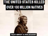 Първият американски Холокост