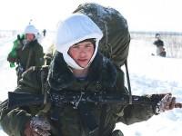 Русия извърши въздушен десант в Арктика