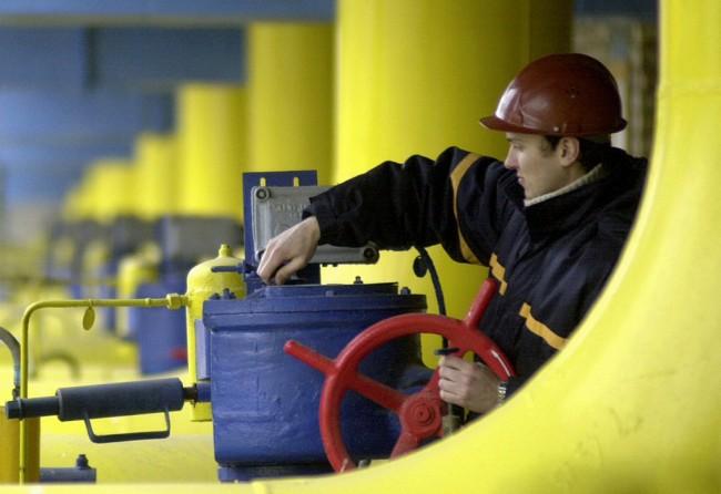 Украйна рязко увеличи доставките на газ от Русия