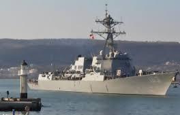 """Какво прави американският боен кораб """"Доналд Кук"""" в Черно море?"""