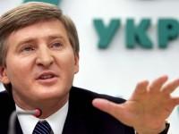 Олигархът Ринат Ахметов избира Киев
