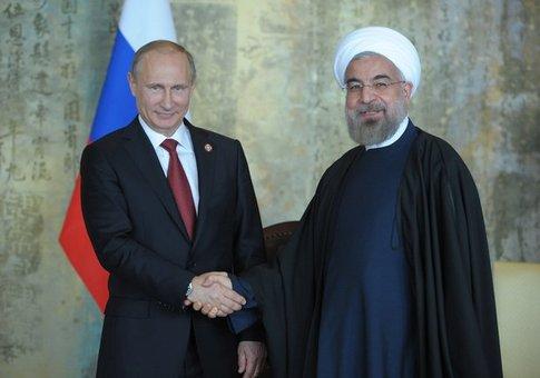Путин: Сътрудничеството между Русия и Иран ще продължи при всякакви международни условия