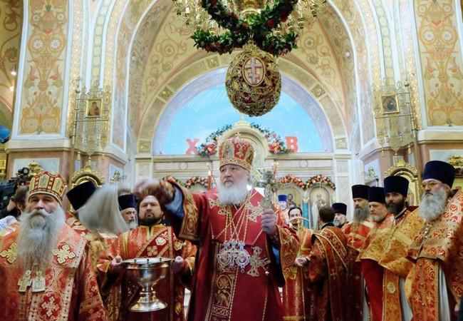 Патриарх Кирил: Използването на сила е политически радикализъм