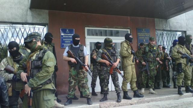 В Красноармейск стрелба: има жертви
