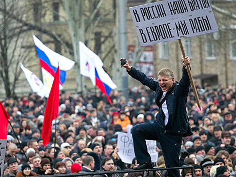 Донецка и Луганска народни републики преговарят за обединение