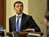 Заловиха Олег Ляшко, който предлагаше смъртно наказание за демонстрантите