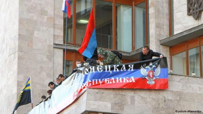Кримската конституция е заложена в основата на донецката