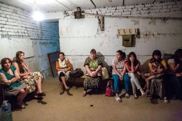 "Как Киев ""прочиства"" Източна Украйна (+16)"