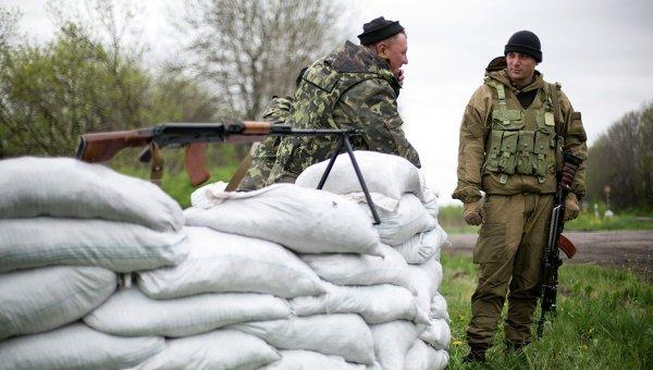 Опълченците в Мариупол си върнаха позициите