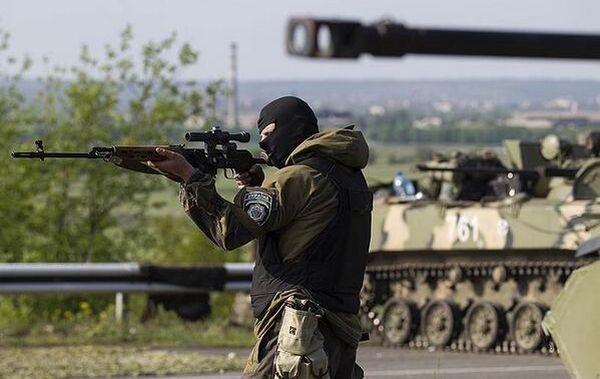 Нов артилериен обстрел на Славянск