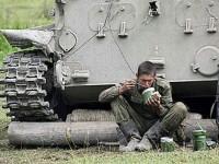 Славянските баби нахранили украинските войници с приспивателни пирожки