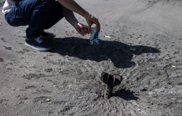 Отново стрелба в Славянск