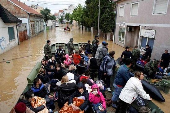 Руската православна църква ще окаже помощ на Сърбия
