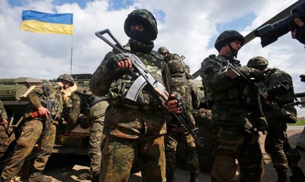 Националната гвардия вкара авиация в хода на силовата операция в Източна Украйна