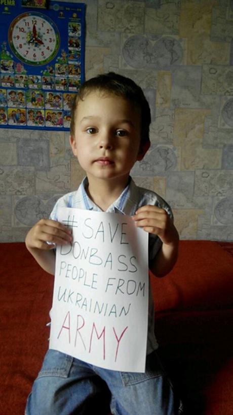 Спасете децата и хората на Донбас13