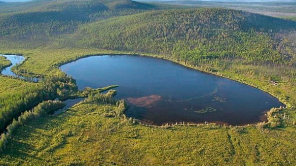 Тунгуски кратер