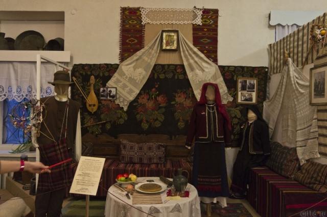Български етнографски музей в Крим