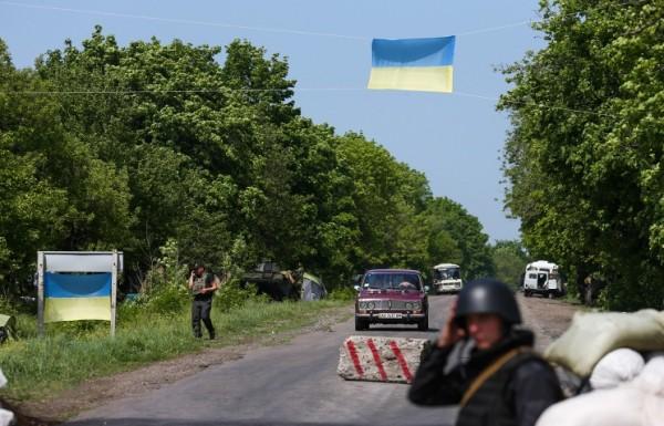 Американски наемници координират действията в Югоизточна Украйна