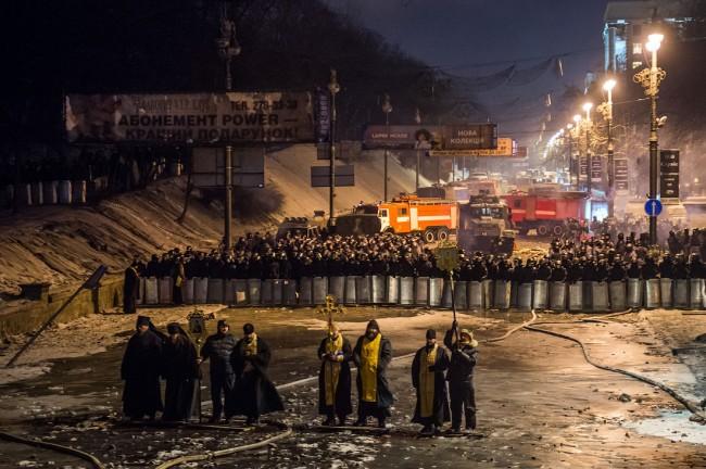 Гонения на православни свещеници в Украйна