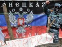 Жителите на Славянск вчера отбелязаха 1 май, а днес са под обстрел