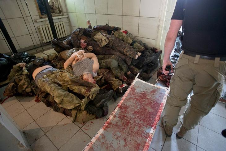 Порошенко ожесточи спецоперацията в източна Украйна по искане на САЩ