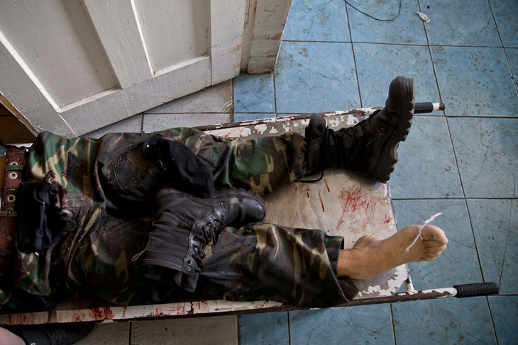 убити опълченци